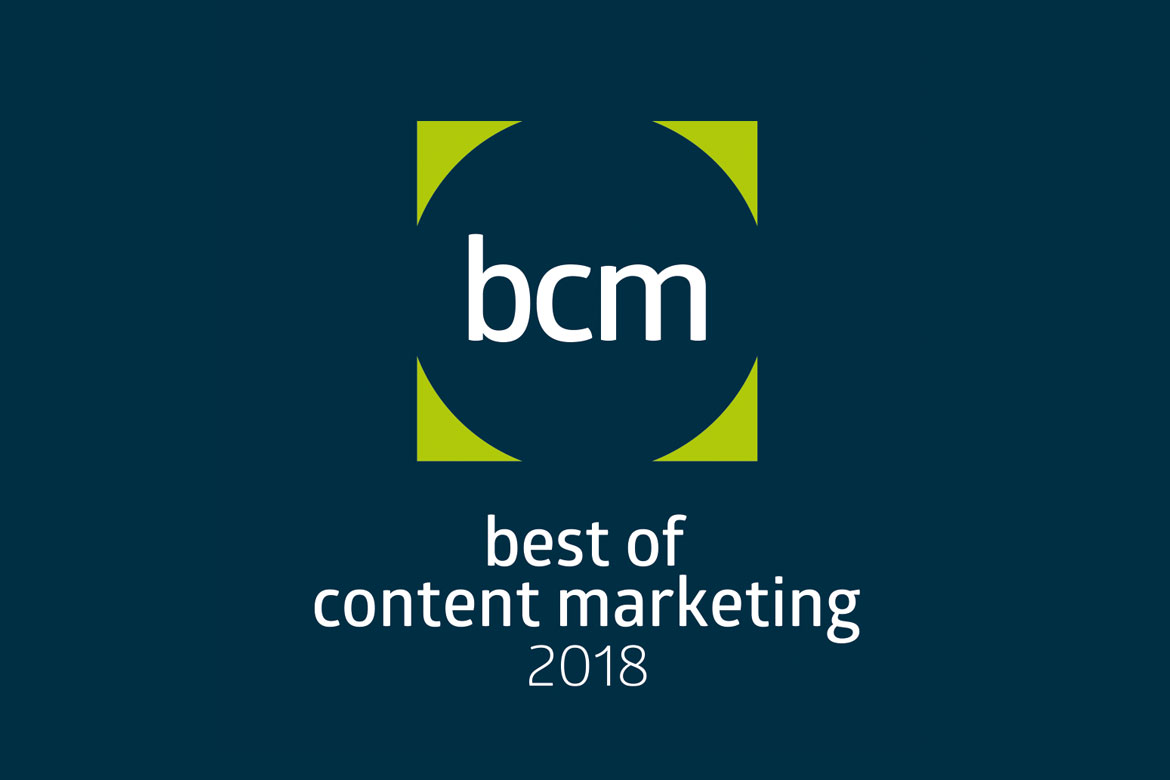 BCM best of content marketing 2018